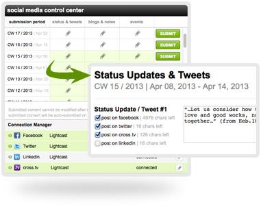 social-media-control-center