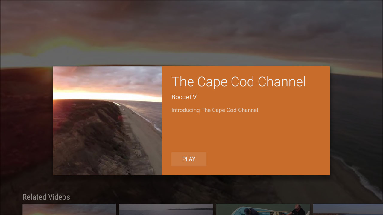 The Cape Cod Channel Screenshot 003