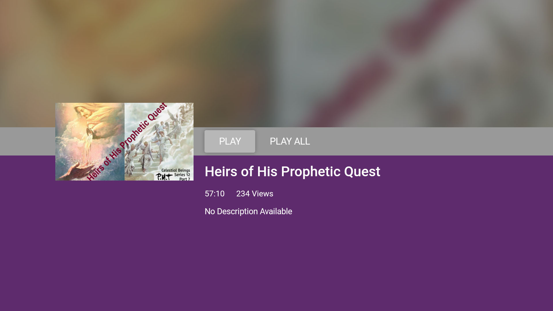 Prophetic Ministries Today Screenshot 002