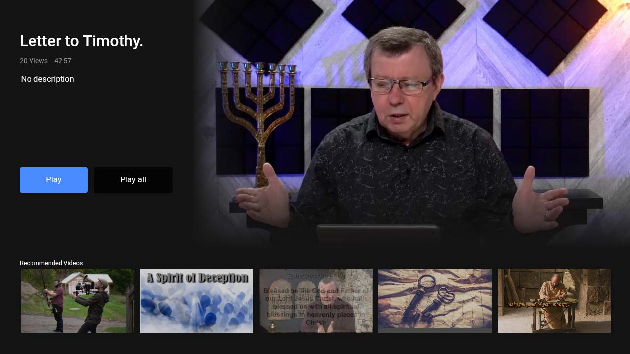 House of David Ministries Screenshot 003
