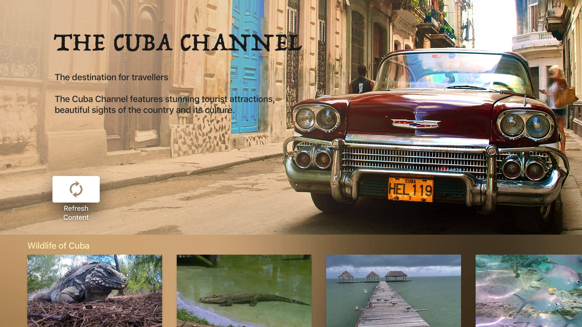 The Cuba Channel Screenshot 001
