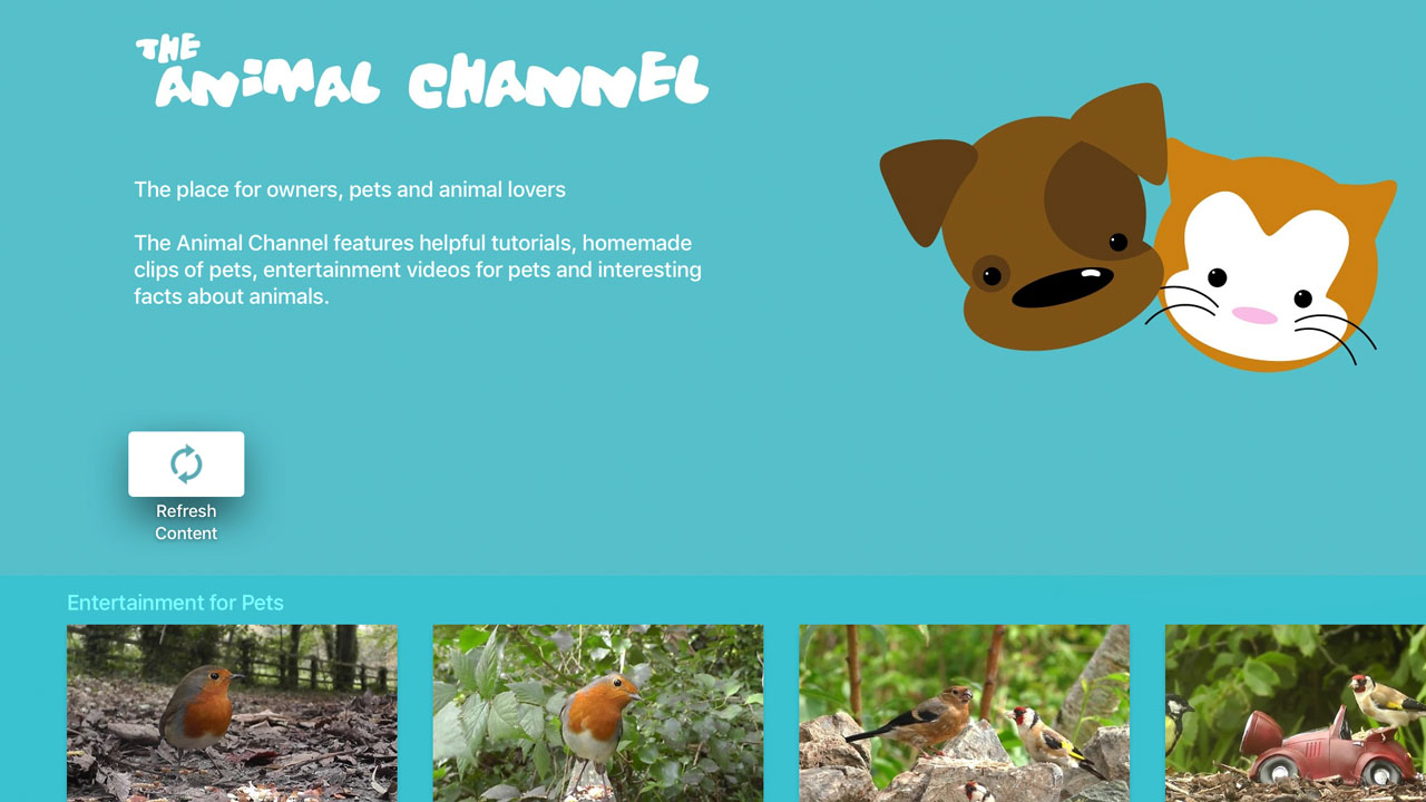 The Animal Channel Screenshot 001