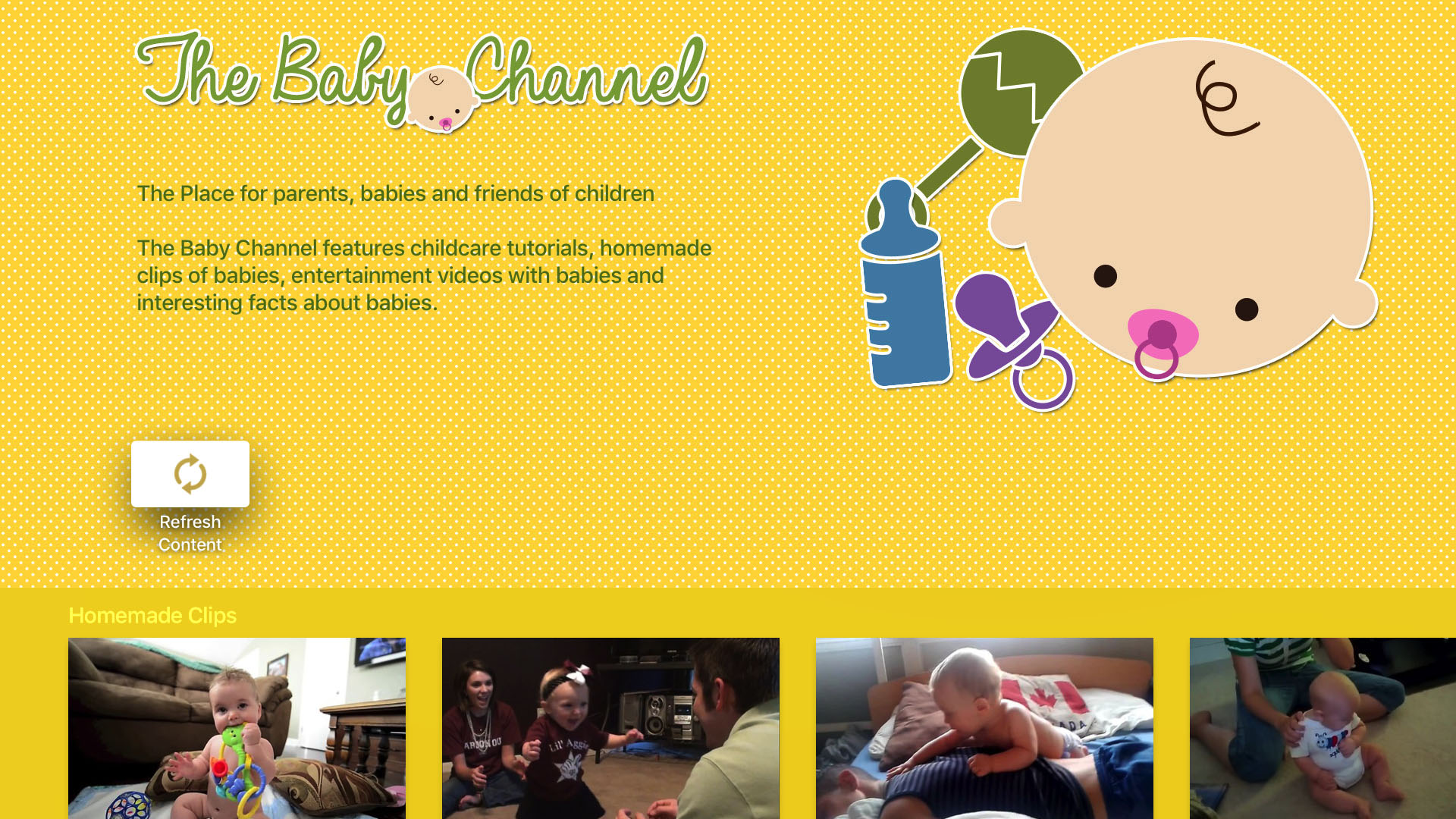 The Baby Channel Screenshot 001
