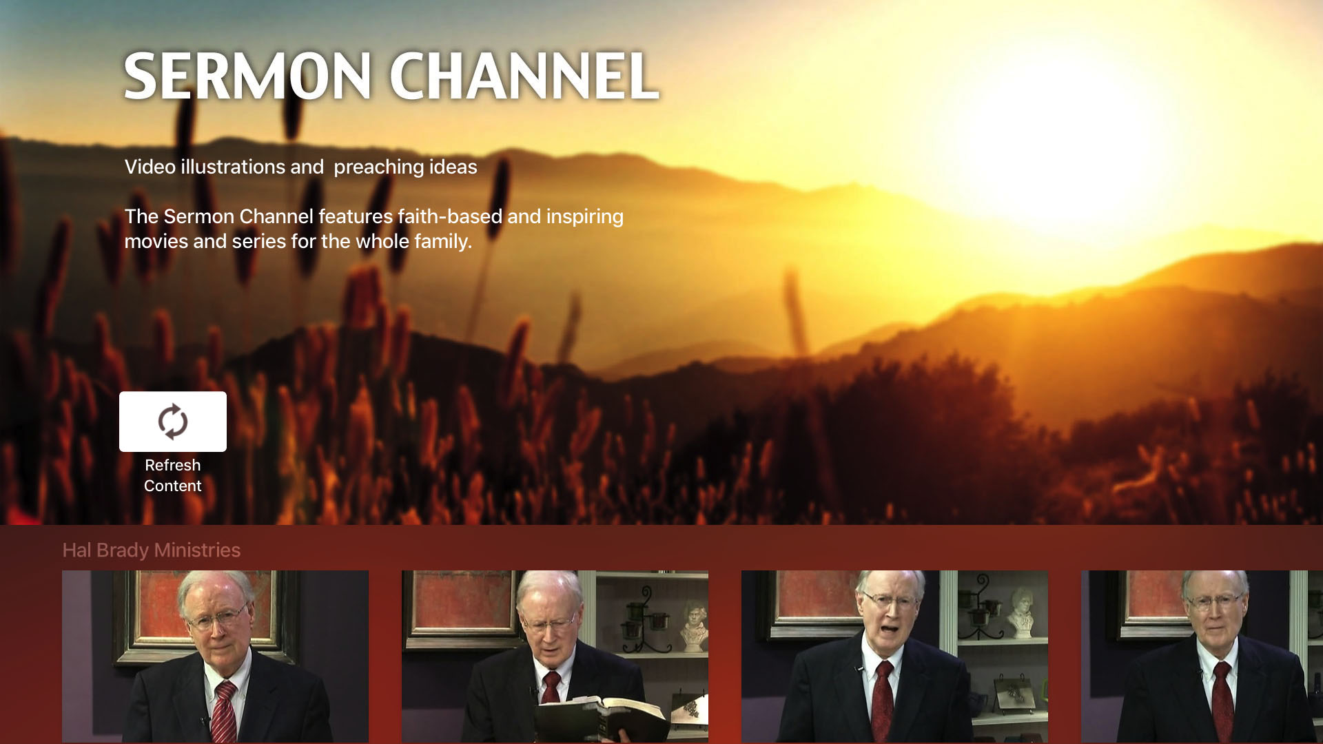 The Sermon Channel Screenshot 001