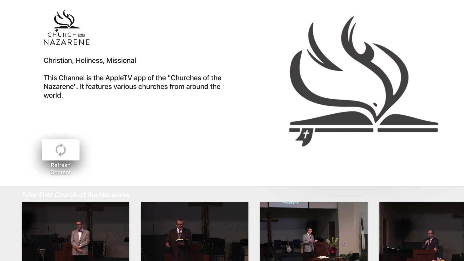 Churches of the Nazarene Screenshot 001
