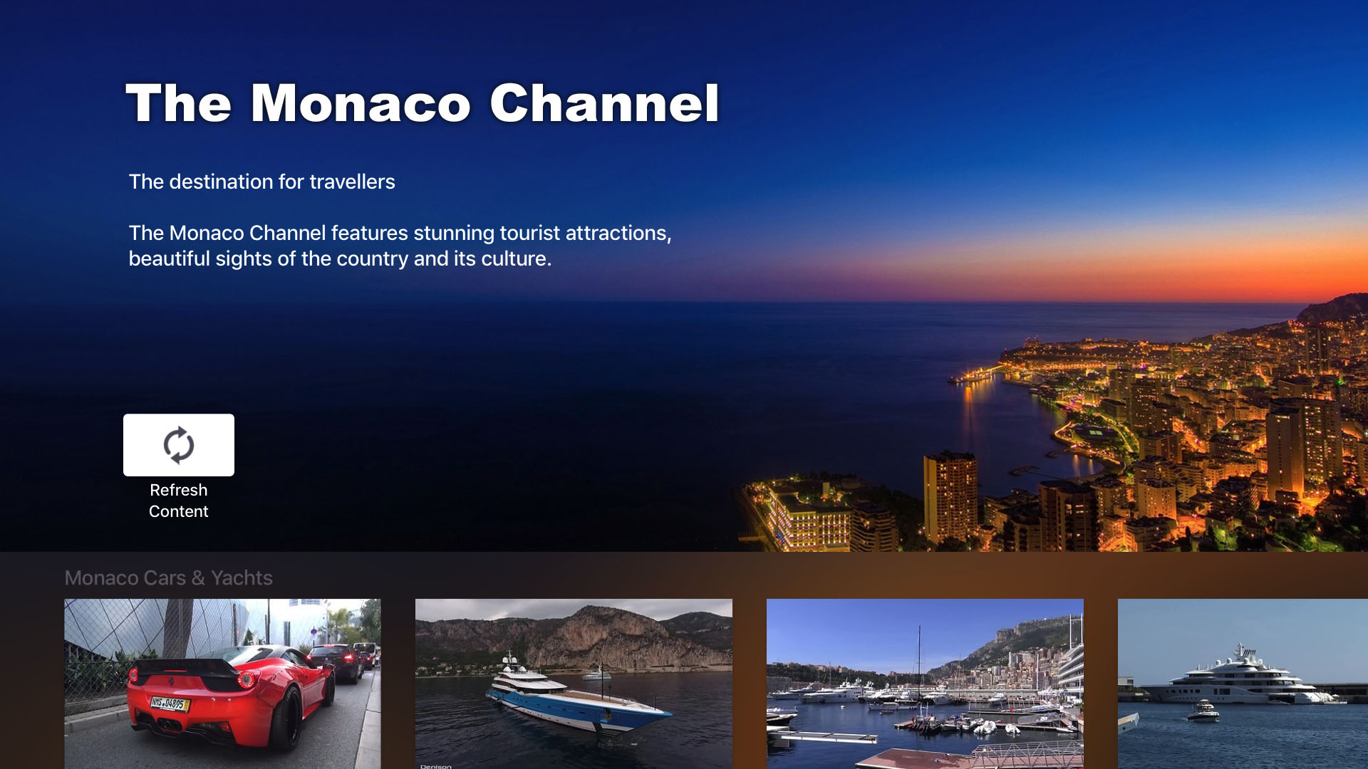 The Monaco Channel Screenshot 001