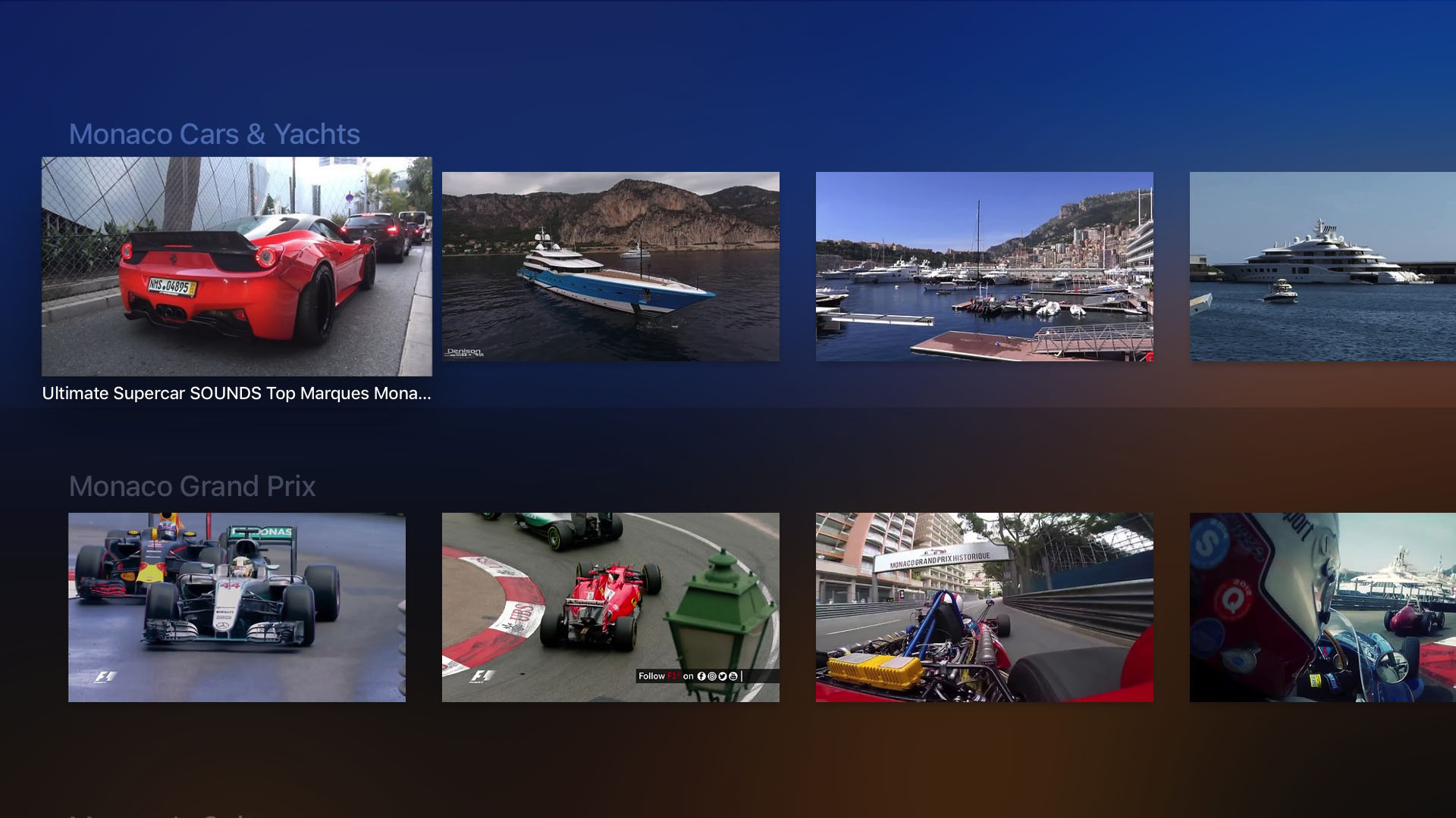 The Monaco Channel Screenshot 002