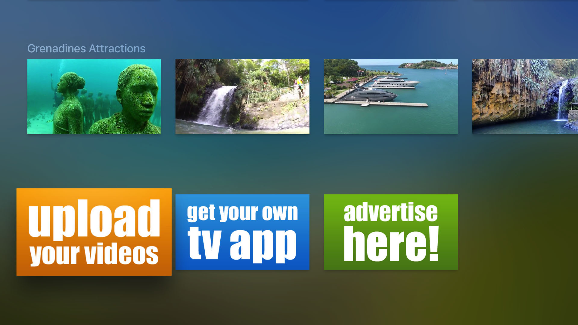The Grenadines Channel Screenshot 003