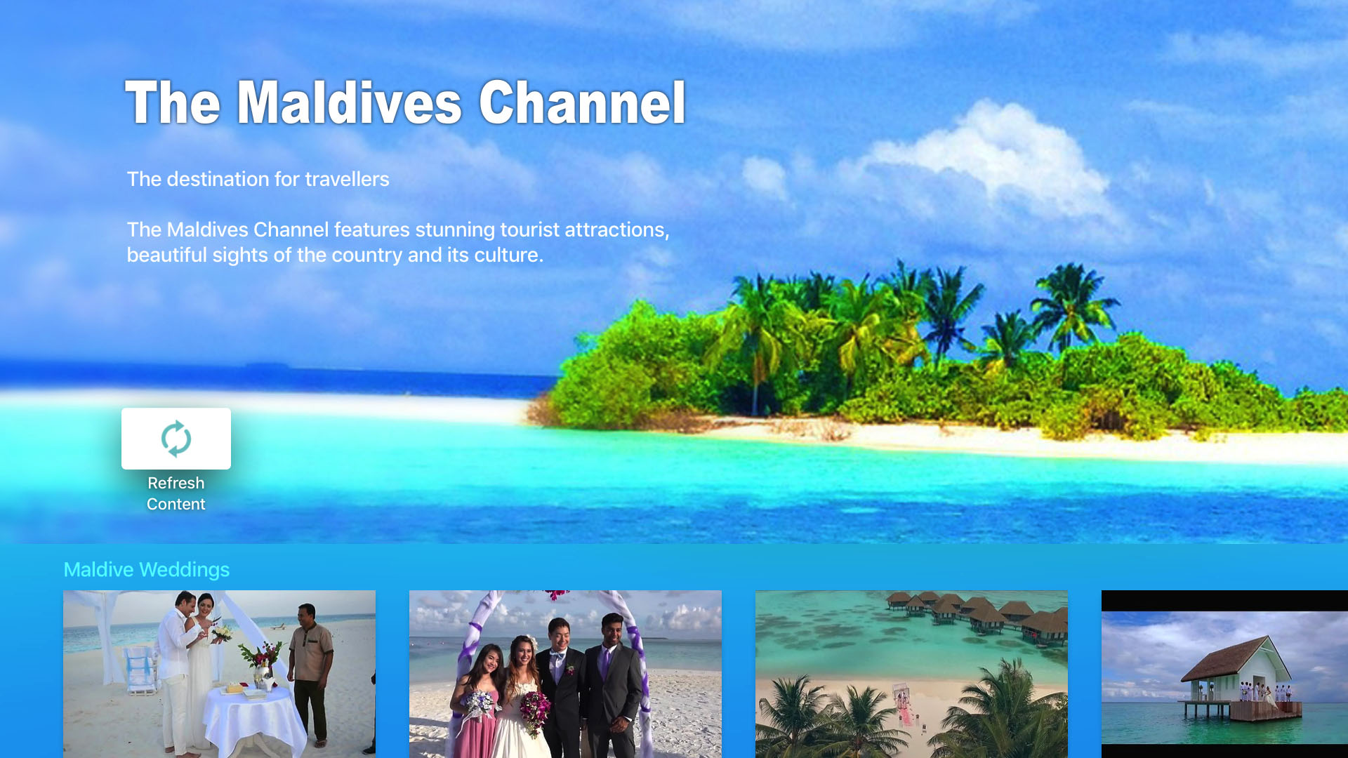 The Maldives Channel Screenshot 001