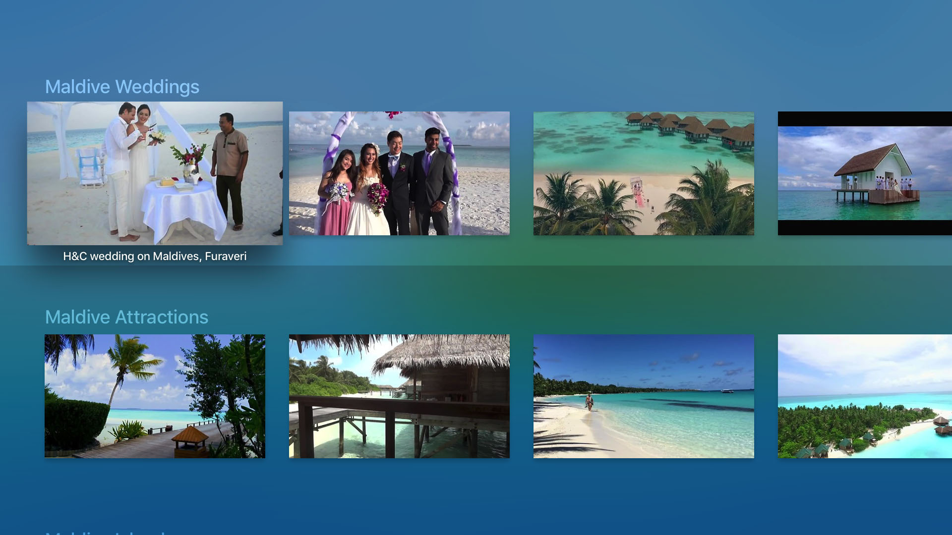 The Maldives Channel Screenshot 002