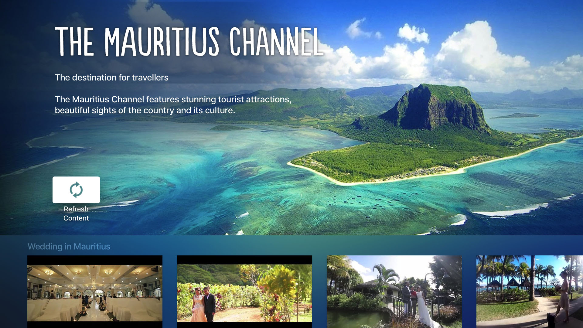 The Mauritius Channel Screenshot 001