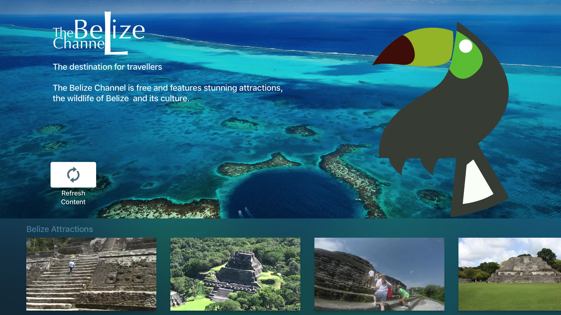 The Belize Channel Screenshot 001