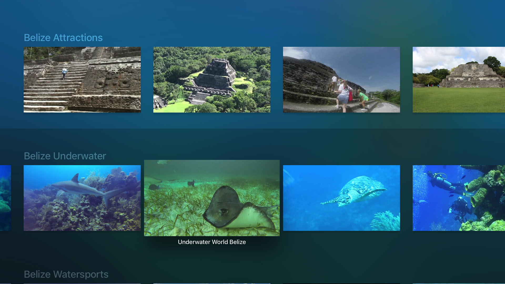 The Belize Channel Screenshot 002