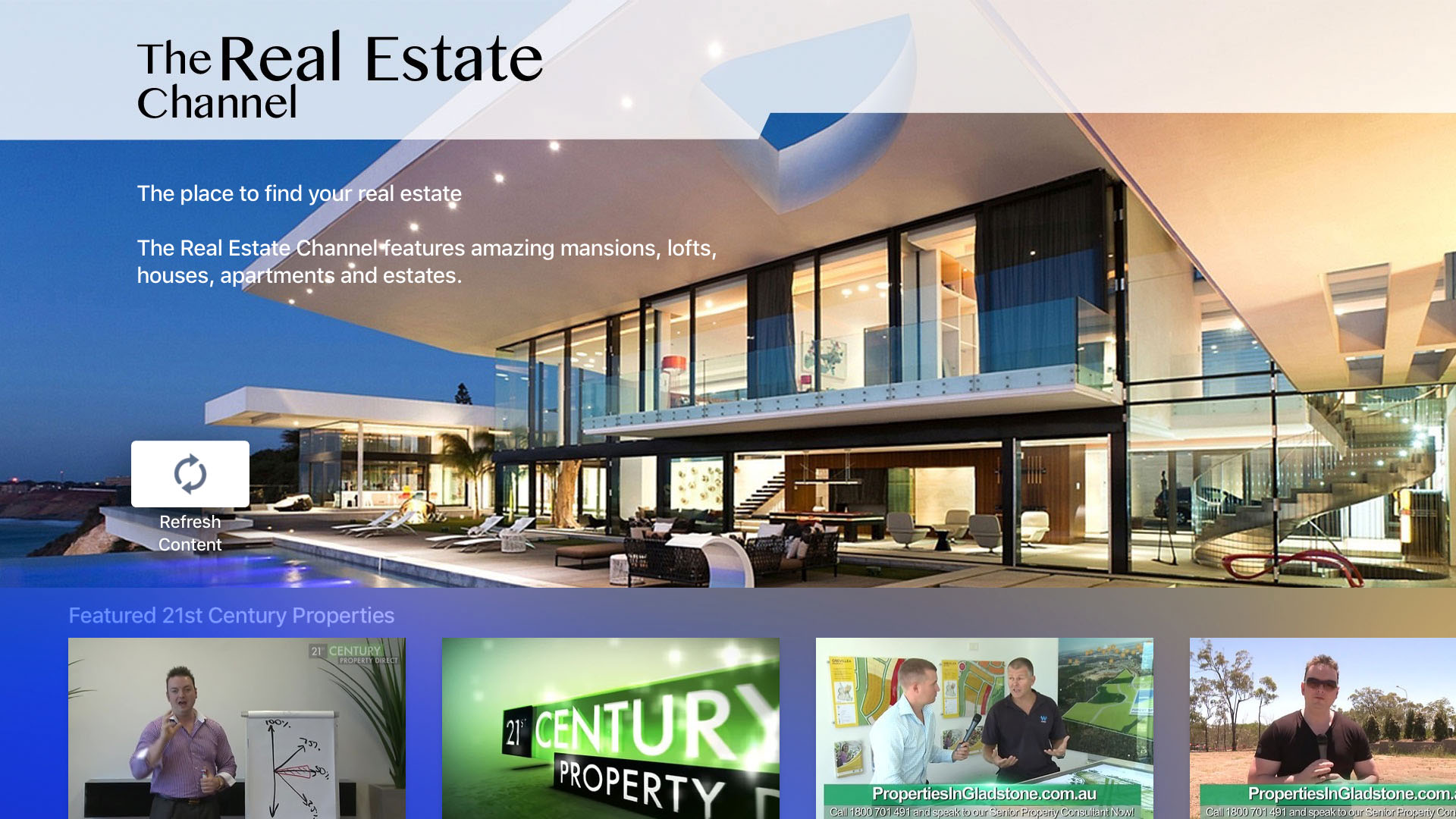 The Real Estate Channel Screenshot 001