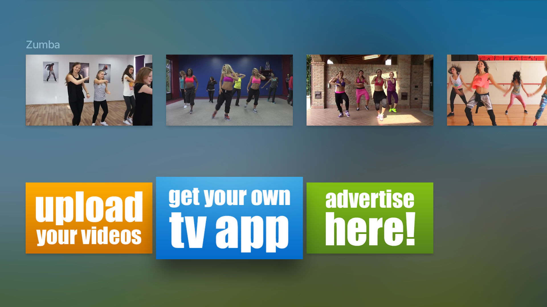 The Fitness Channel  Screenshot 003