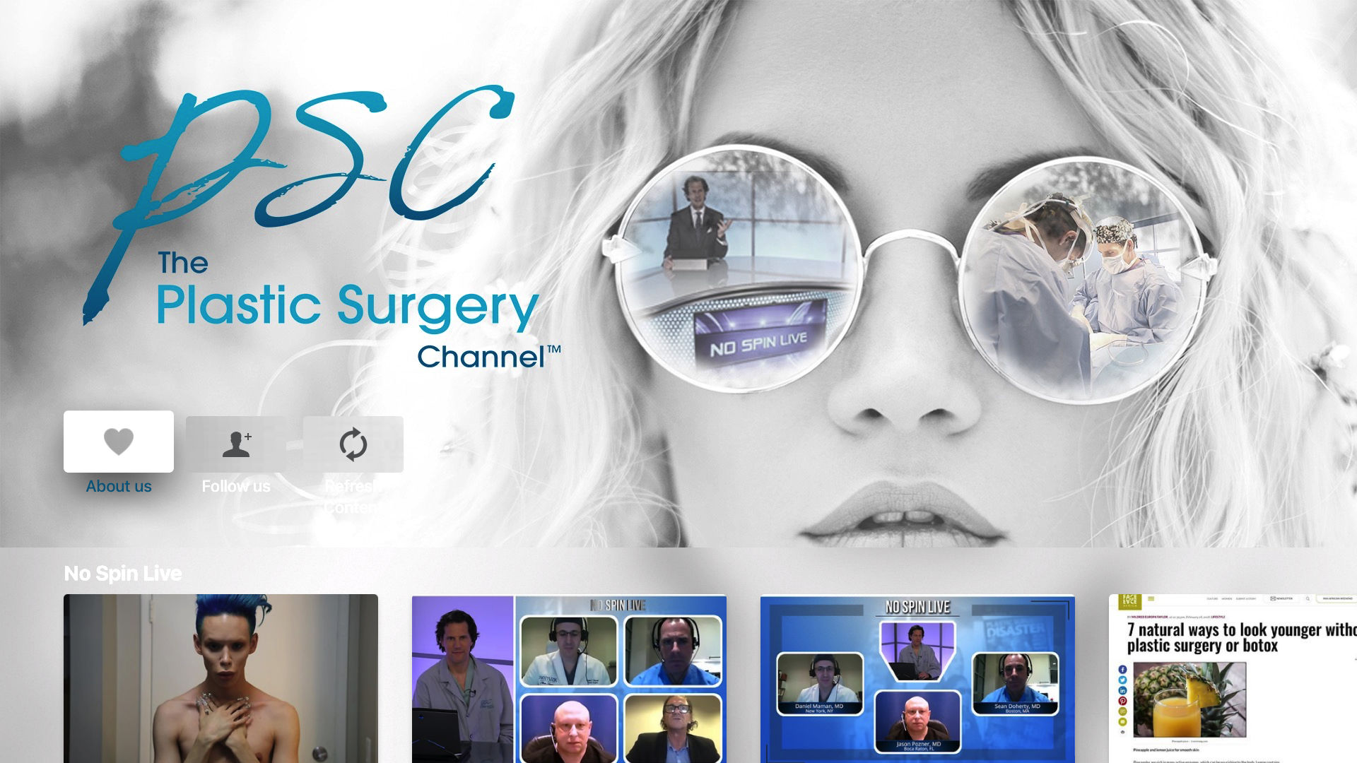The Plastic Surgery Channel Screenshot 001