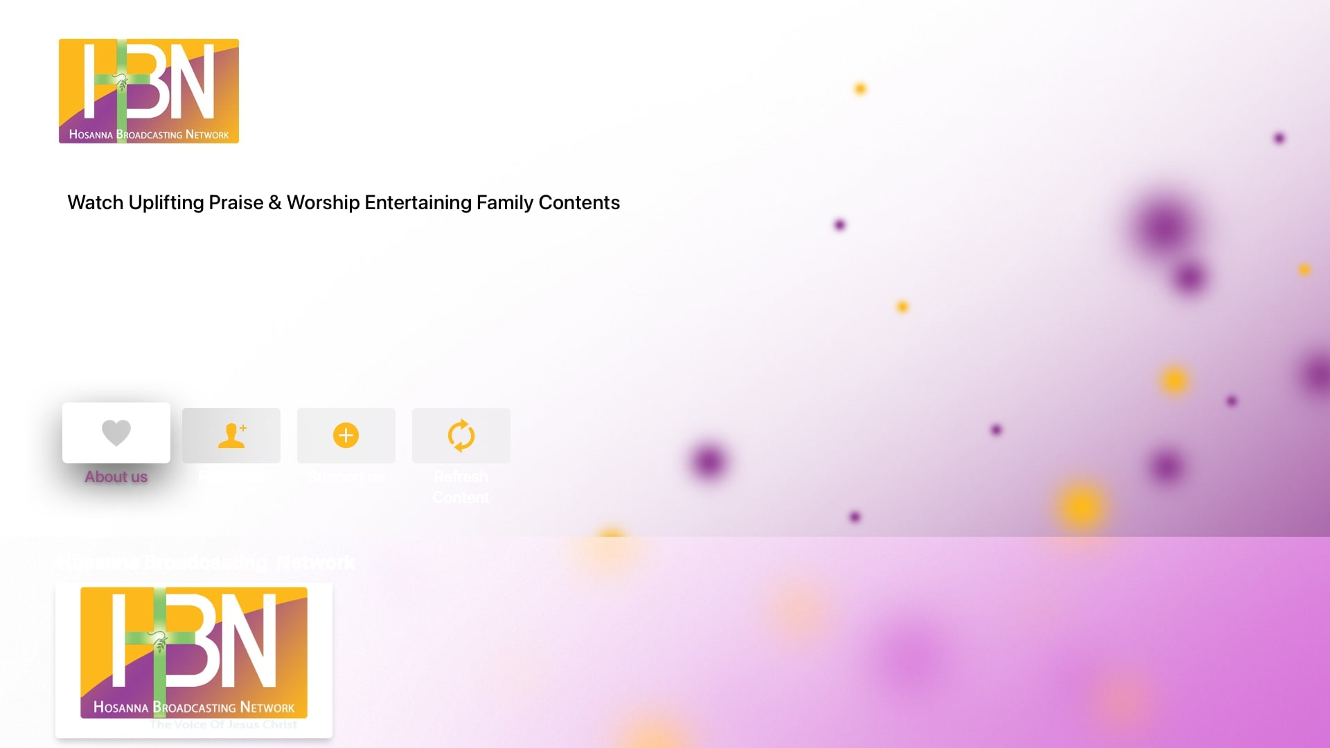 HBN & OKTV Network Screenshot 001