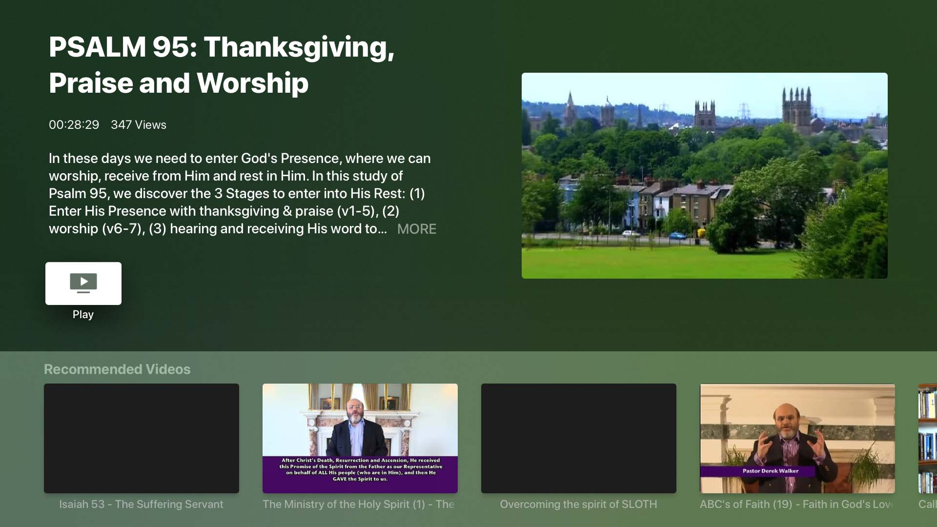 The Oxford Bible Church Screenshot 003