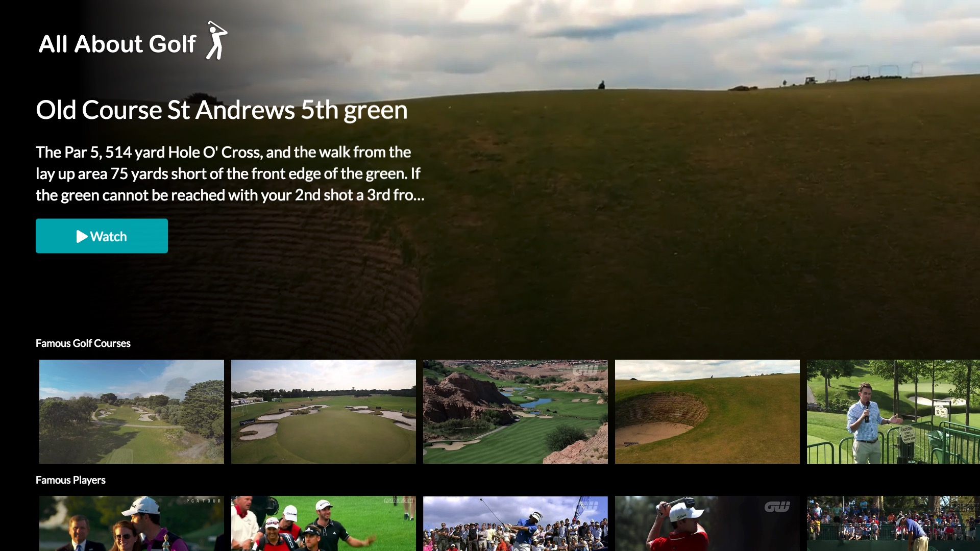All About Golf Screenshot 001