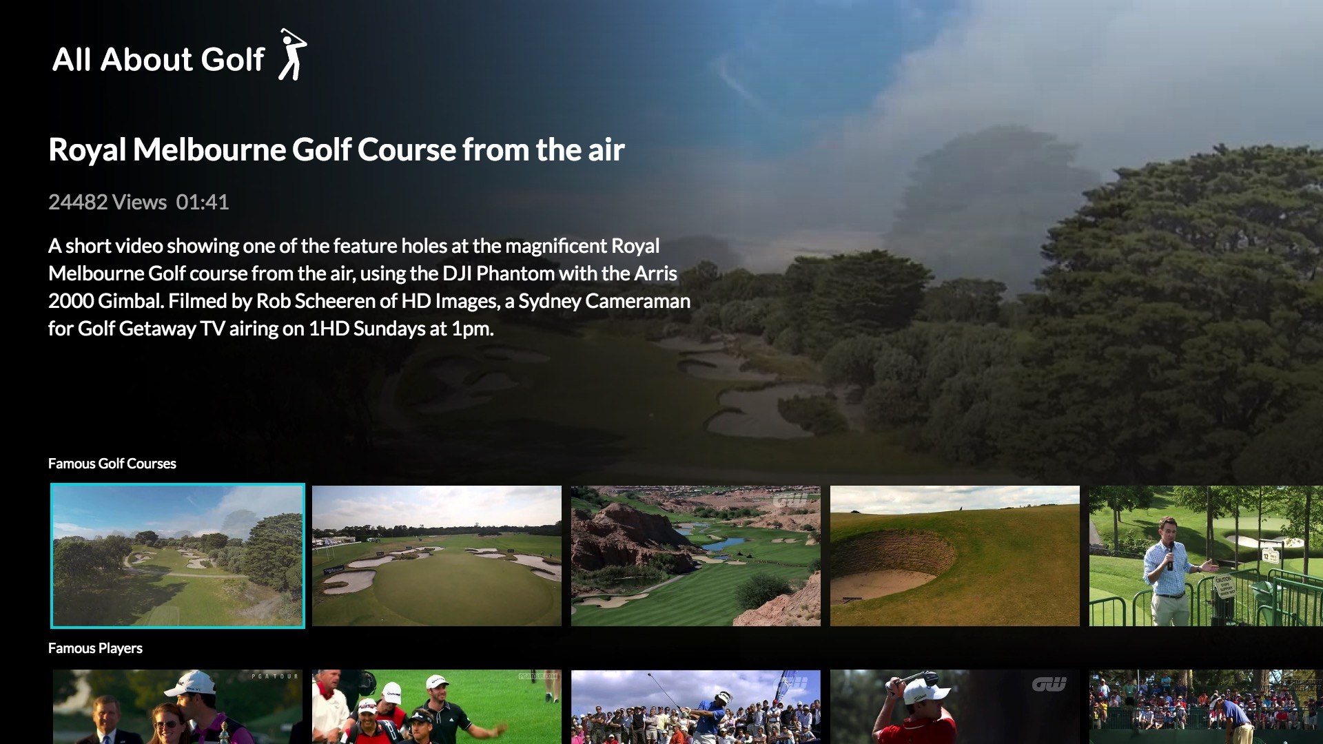 All About Golf Screenshot 002