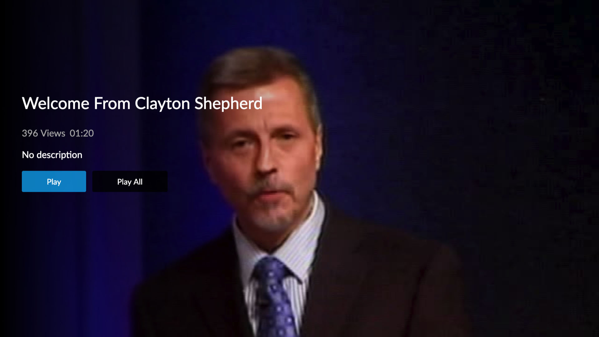 Clayton Shepherd Ministries Screenshot 002