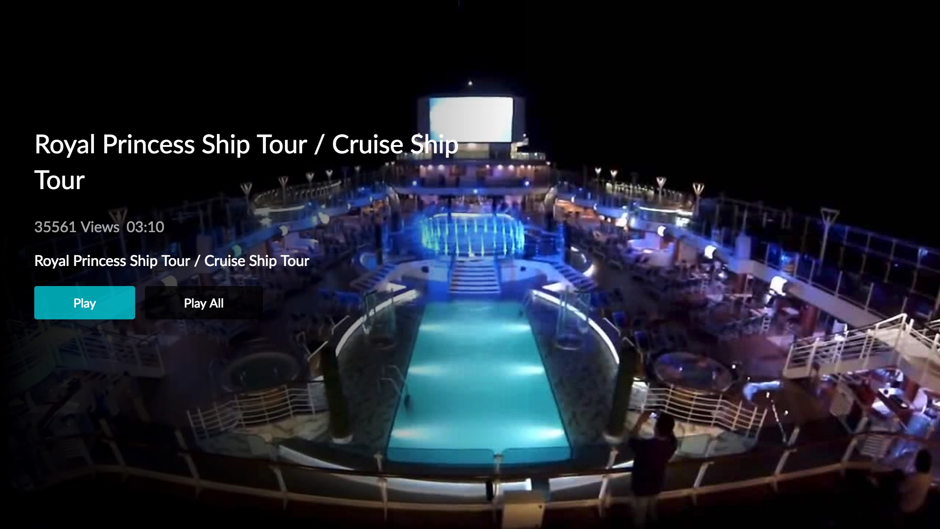 The Cruise Channel Screenshot 003