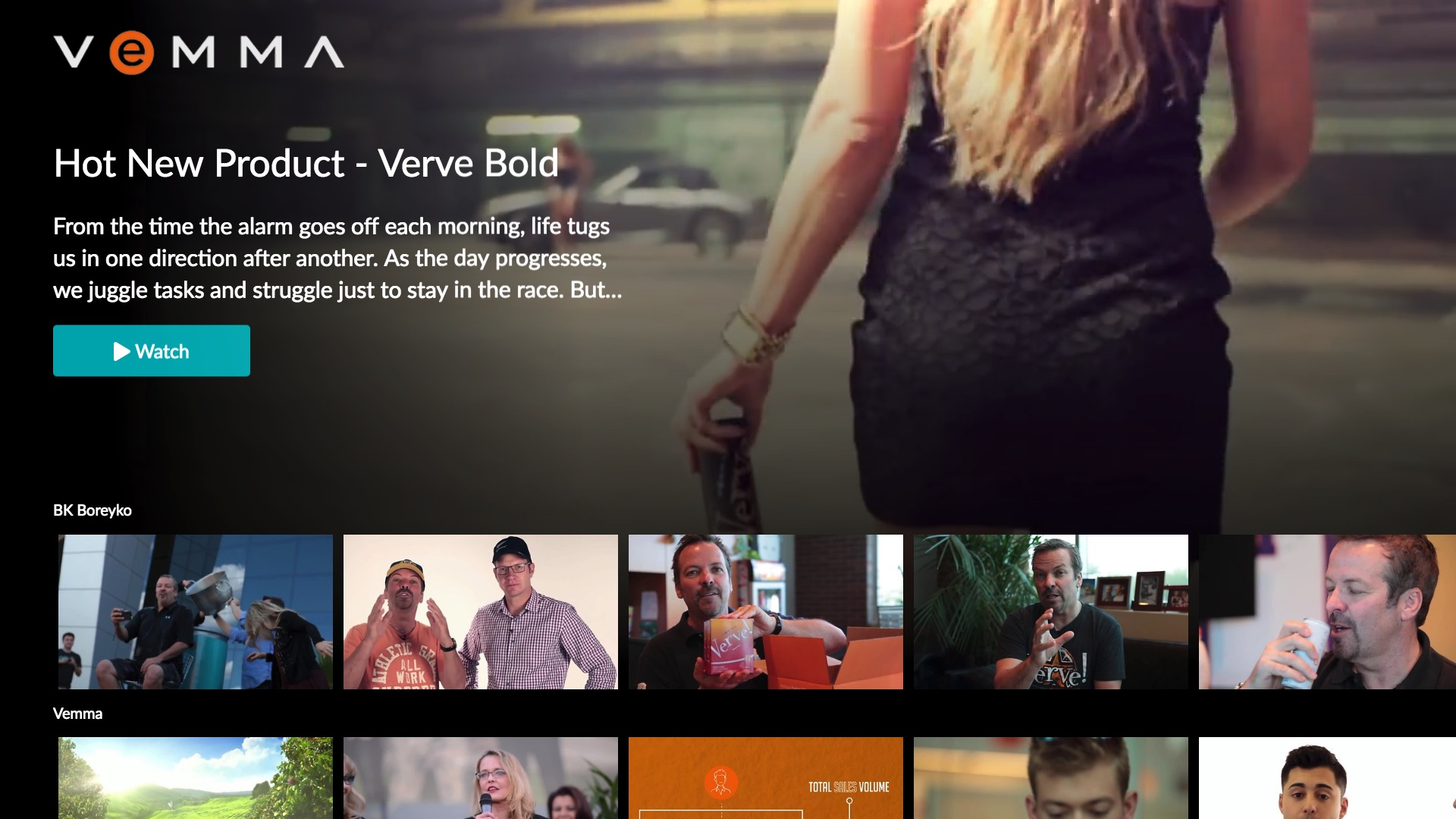 Vemma Screenshot 001