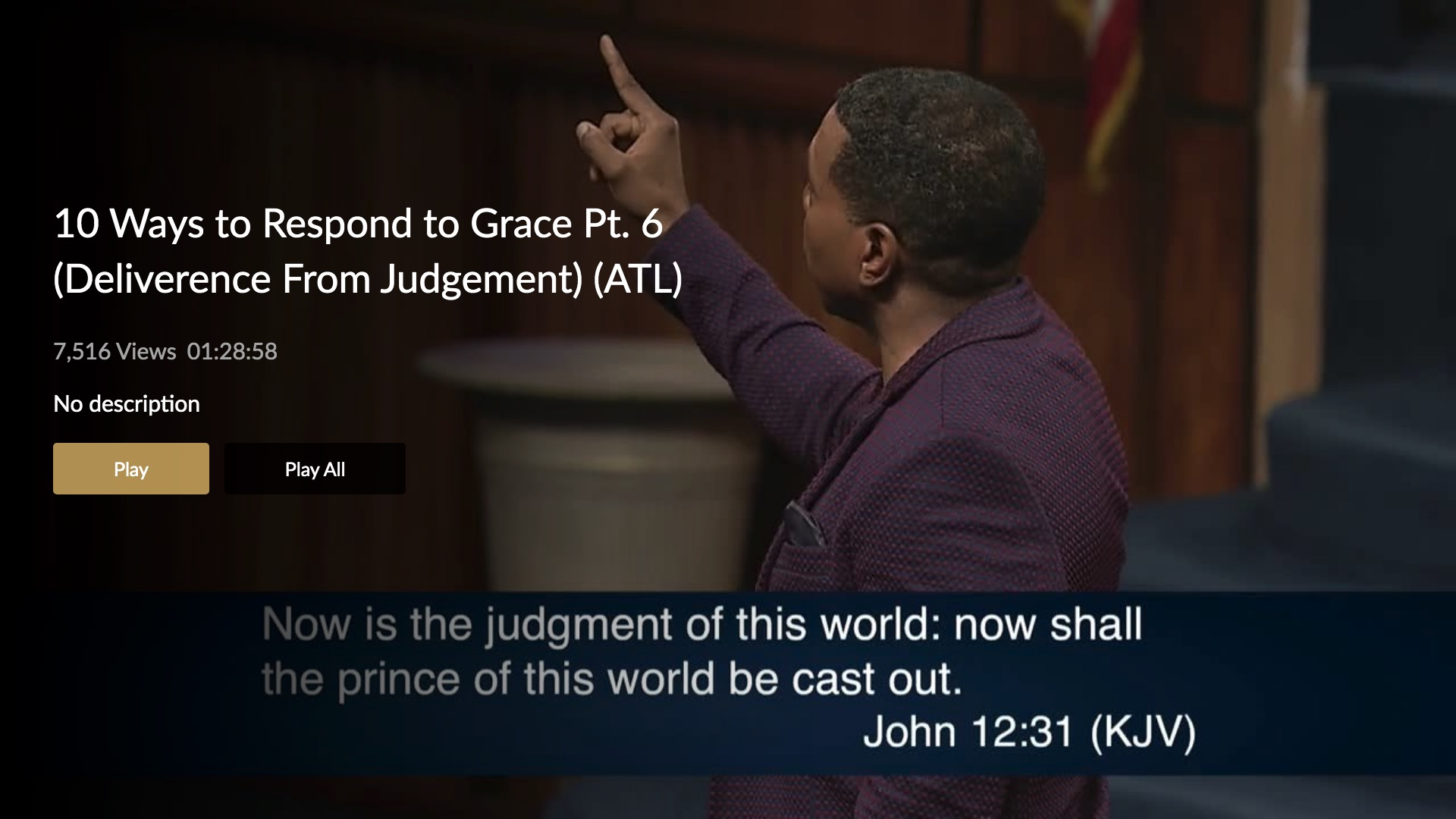 Creflo Dollar Ministries Screenshot 003