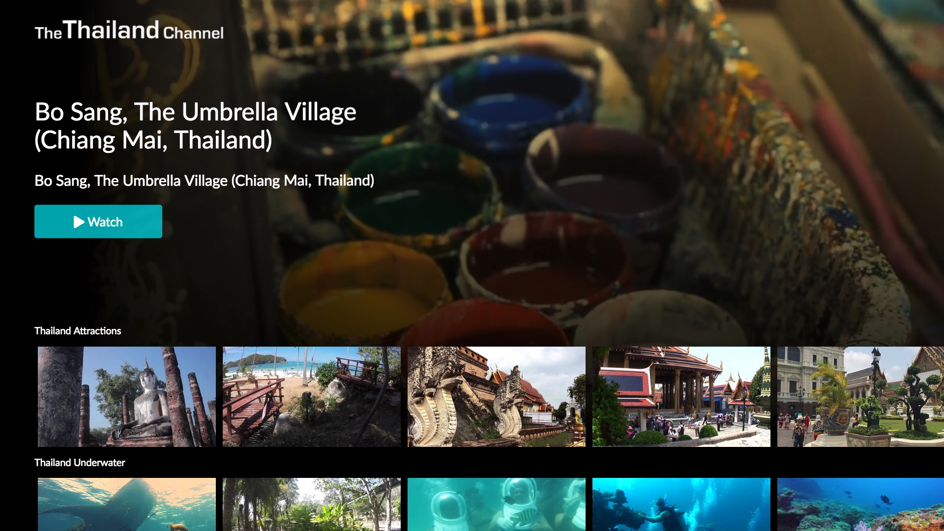 The Thailand Channel Screenshot 001