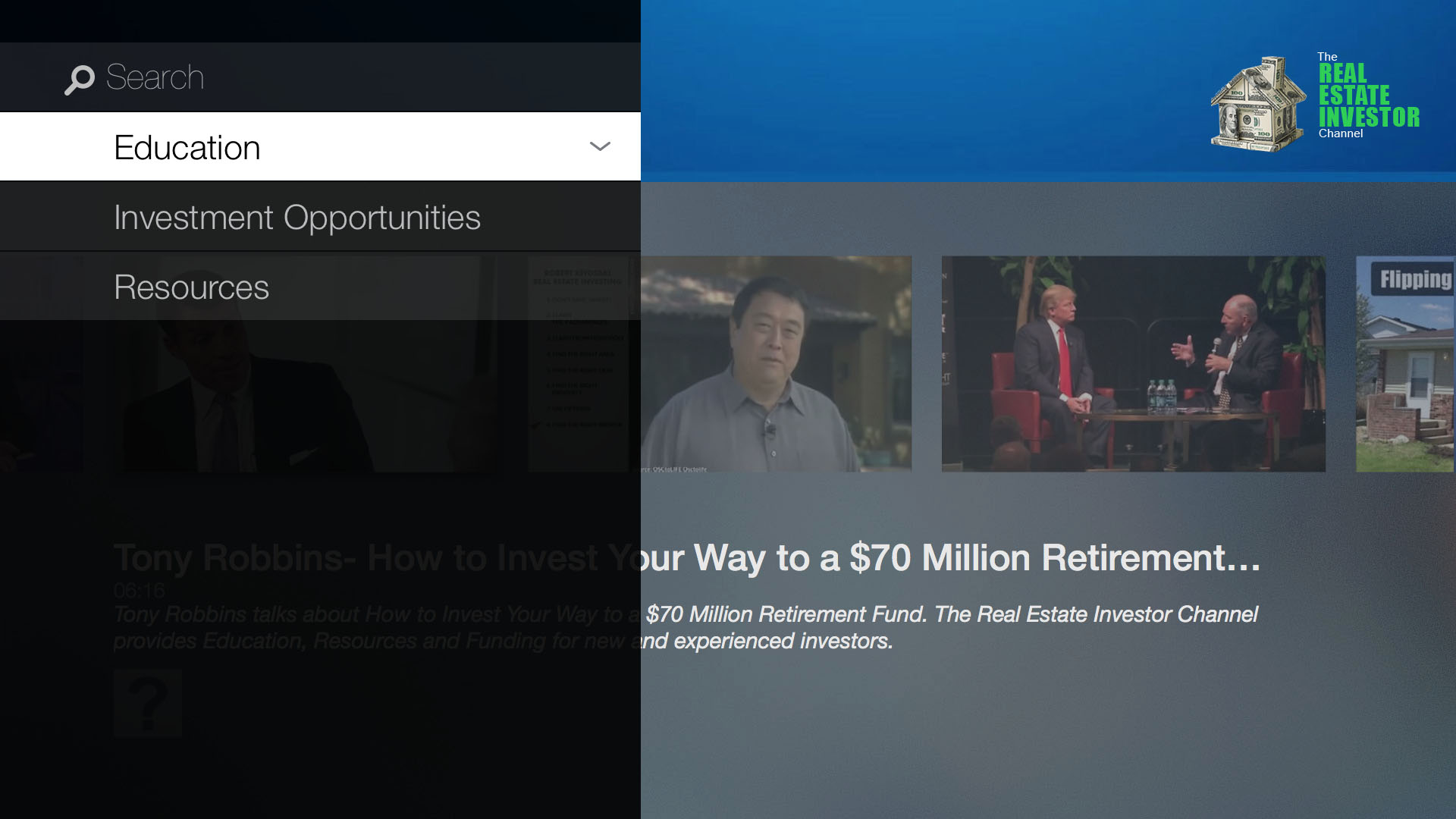 The Real Estate Investor Channel Screenshot 002