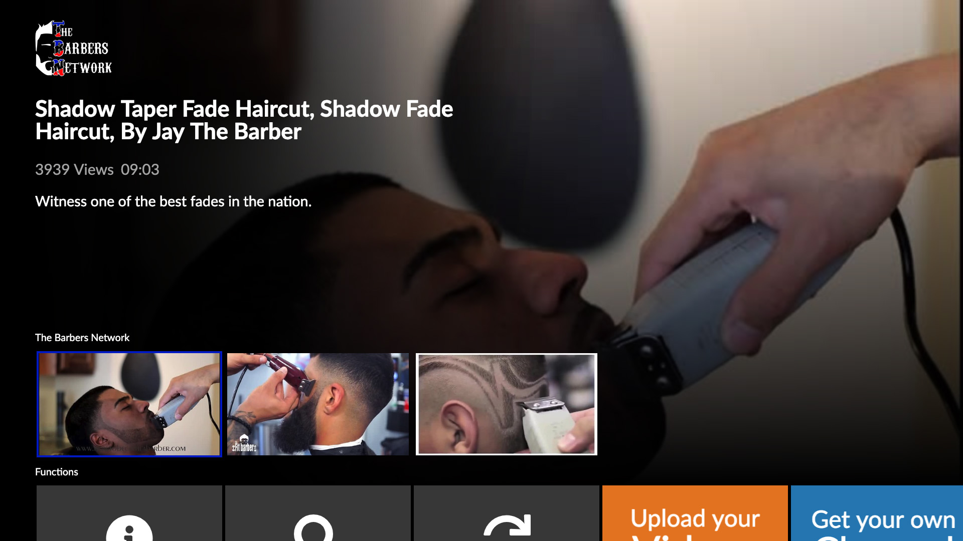 The Barbers Network Screenshot 002