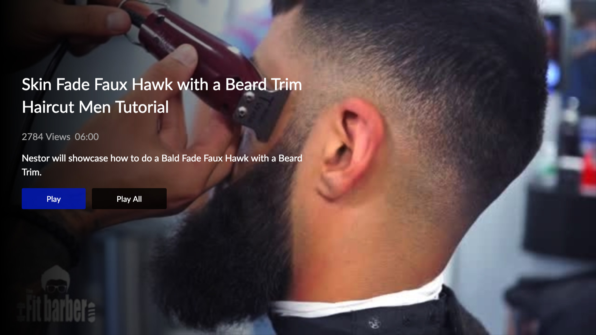 The Barbers Network Screenshot 003
