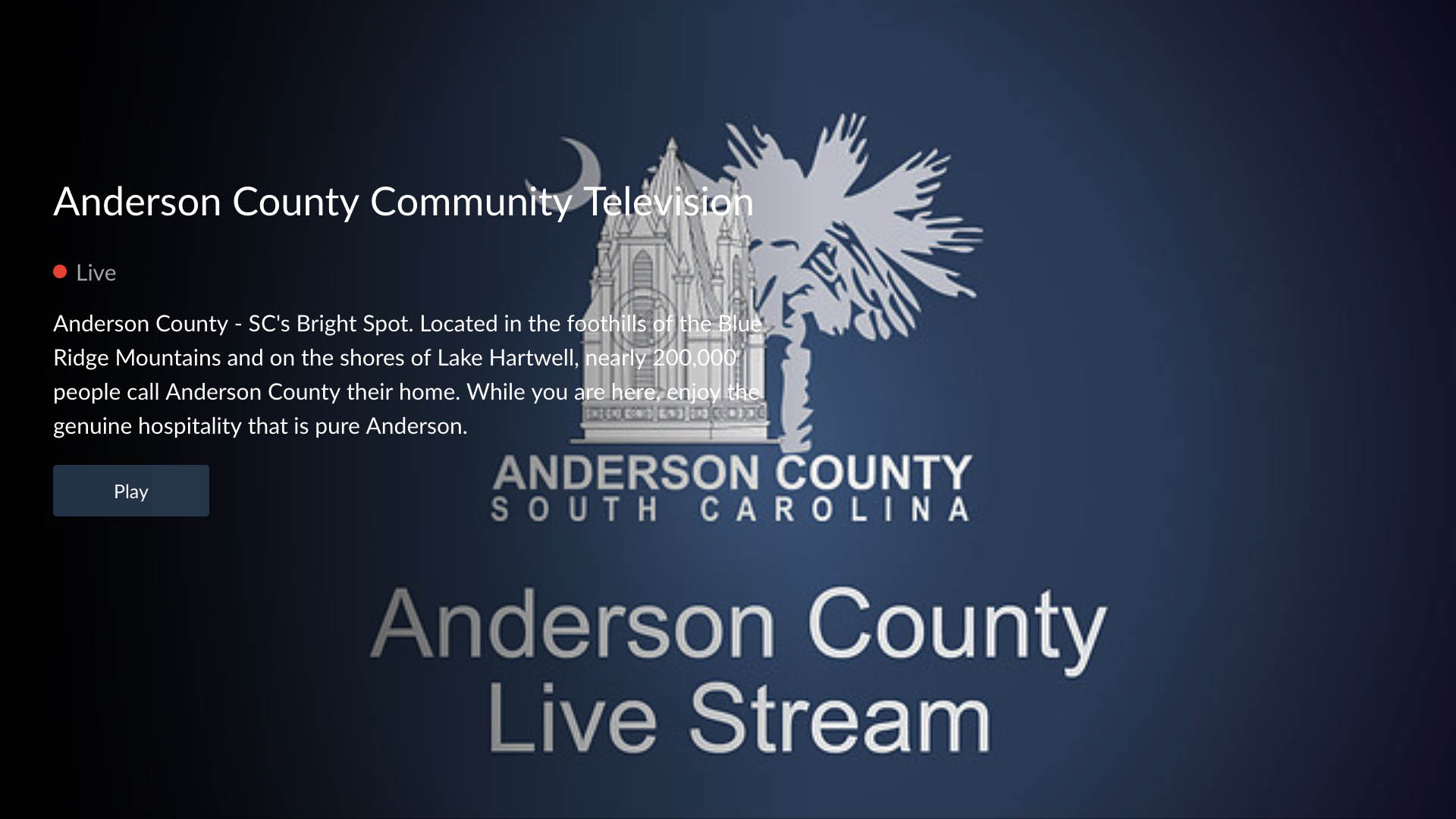 ACTV - Anderson County, SC  Screenshot 003