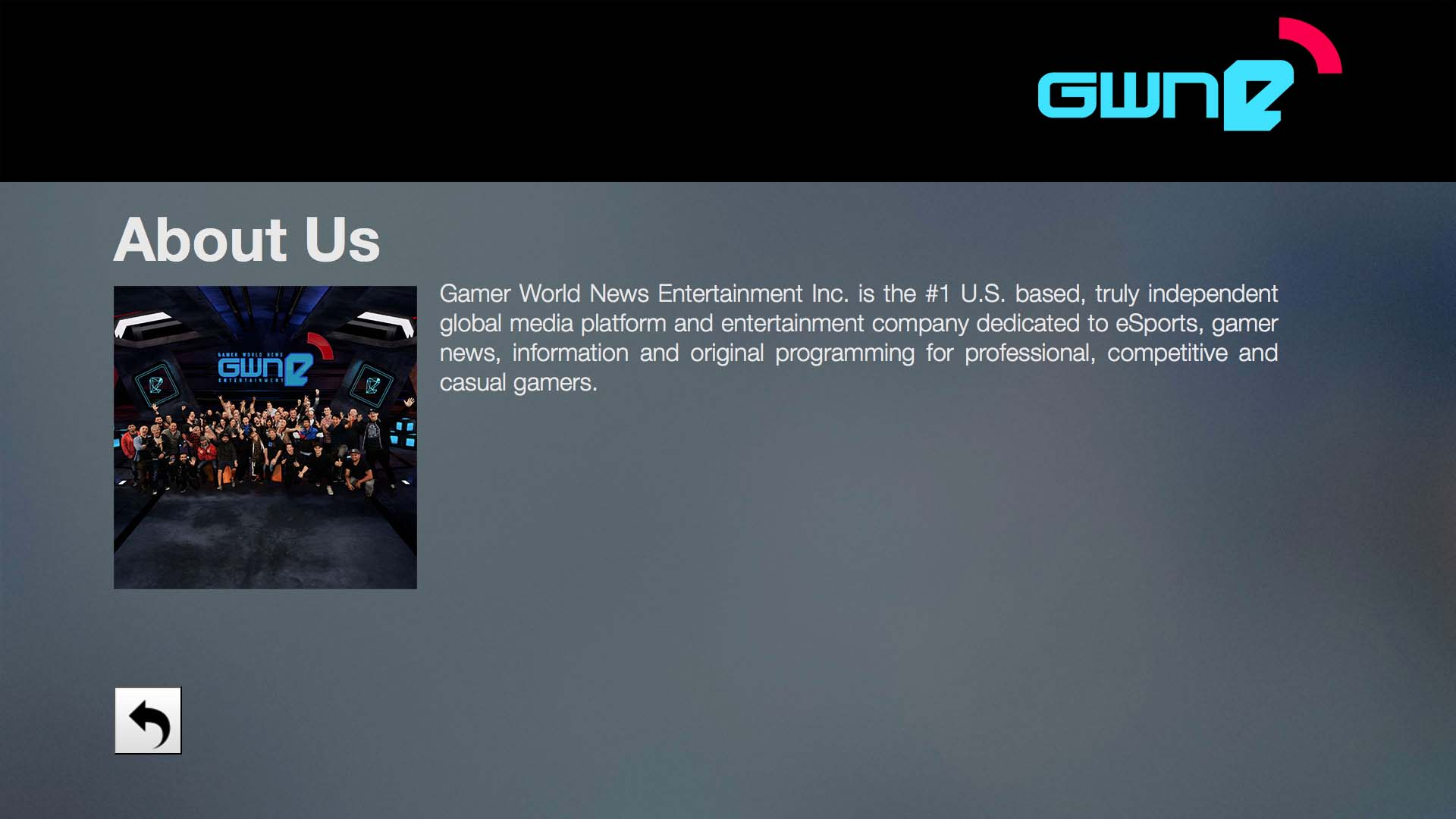 Gamer World News Screenshot 003
