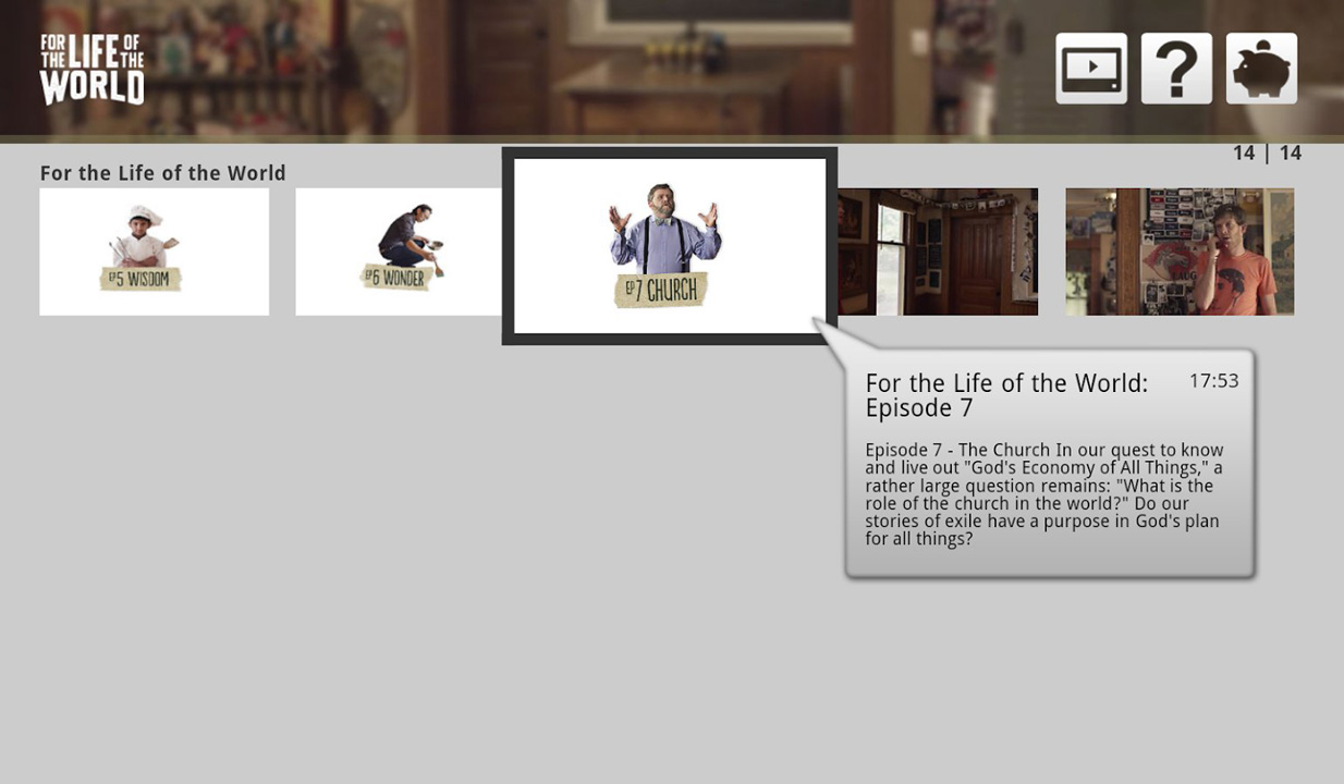 For the Life of the World Screenshot 001