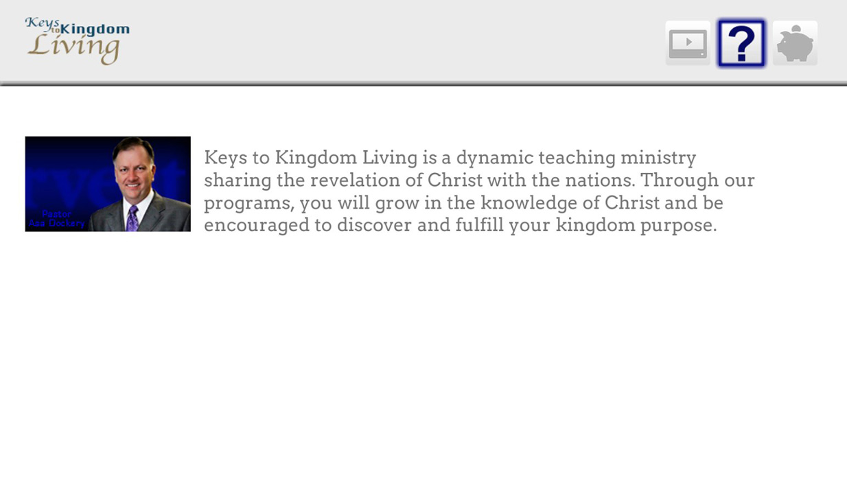 Keys to Kingdom Living Screenshot 003