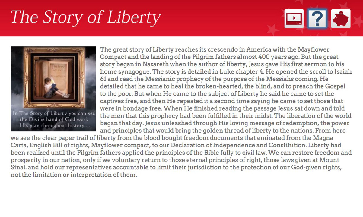 The Story of Liberty Screenshot 003