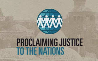 Proclaiming Justice to the Nations