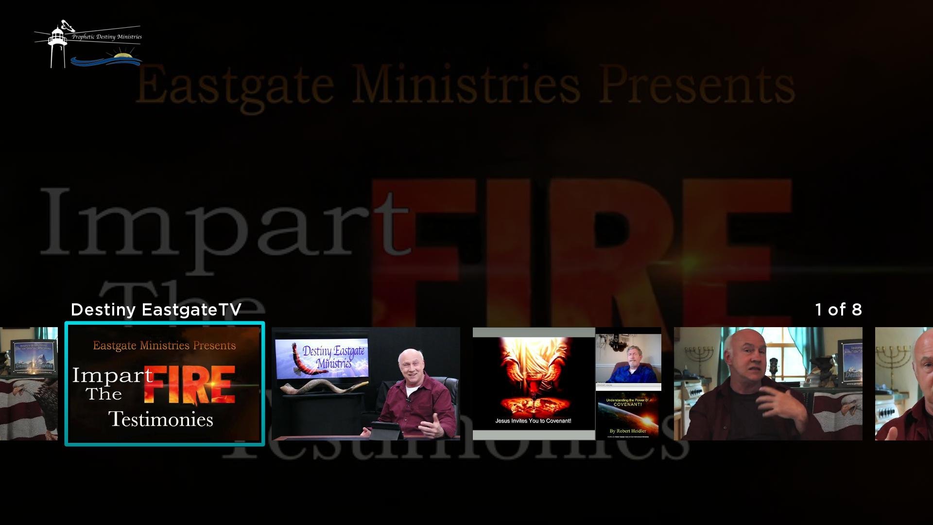 Prophetic Destiny TV Screenshot 002