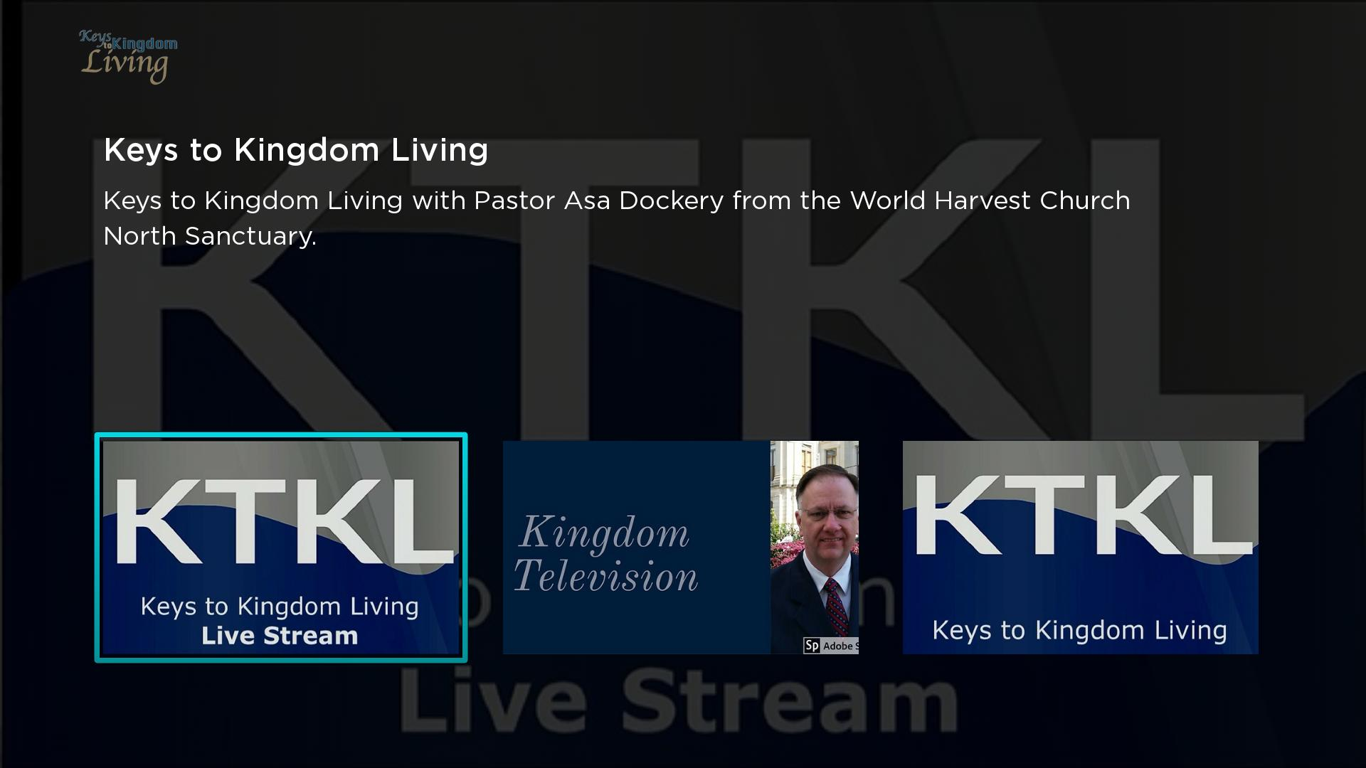 Keys to Kingdom Living Screenshot 001