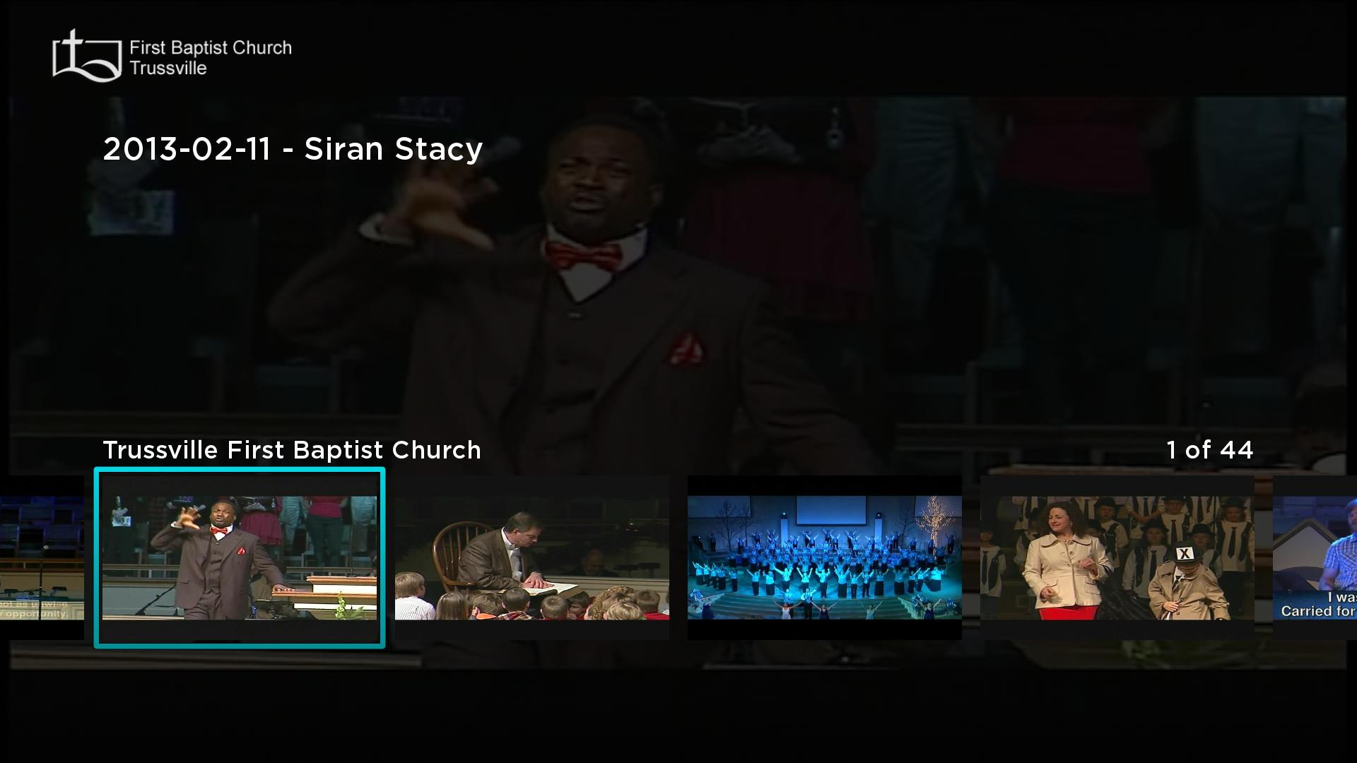 1st Baptist Church Trussville Screenshot 002