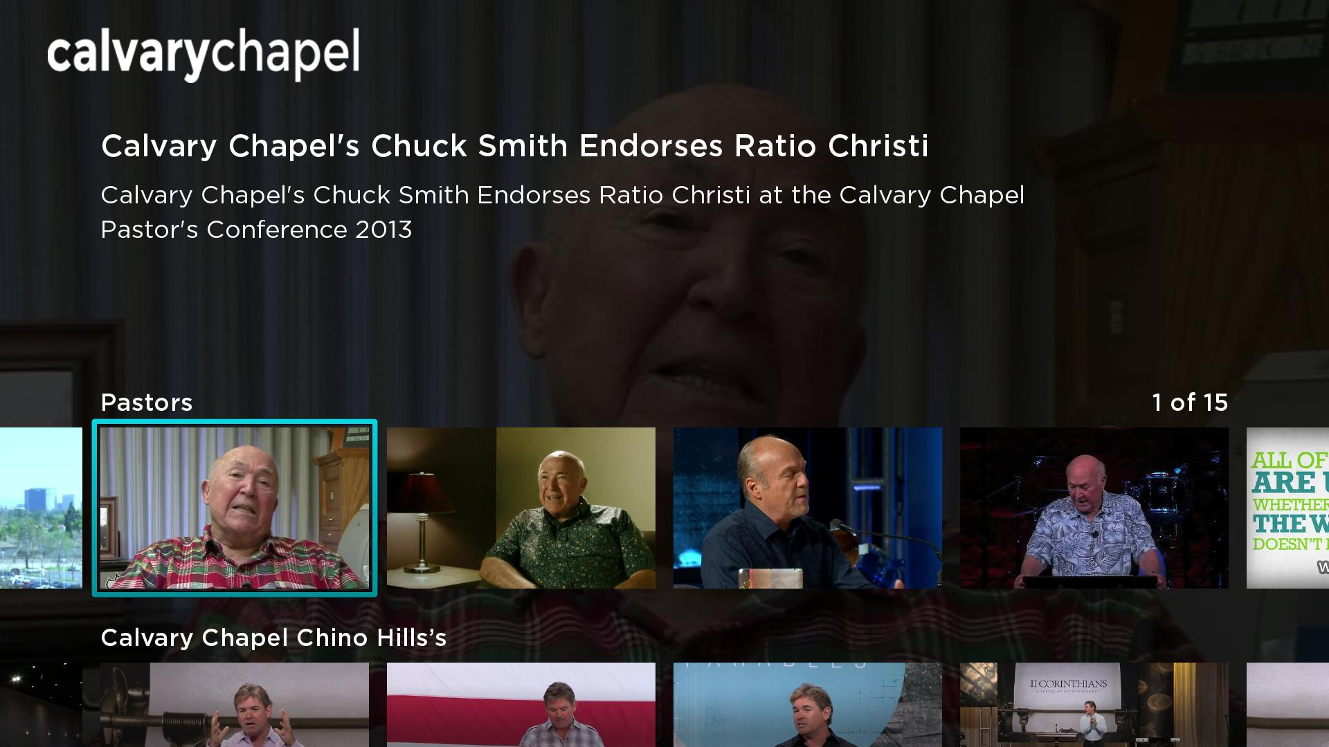 Calvary Chapel Screenshot 001