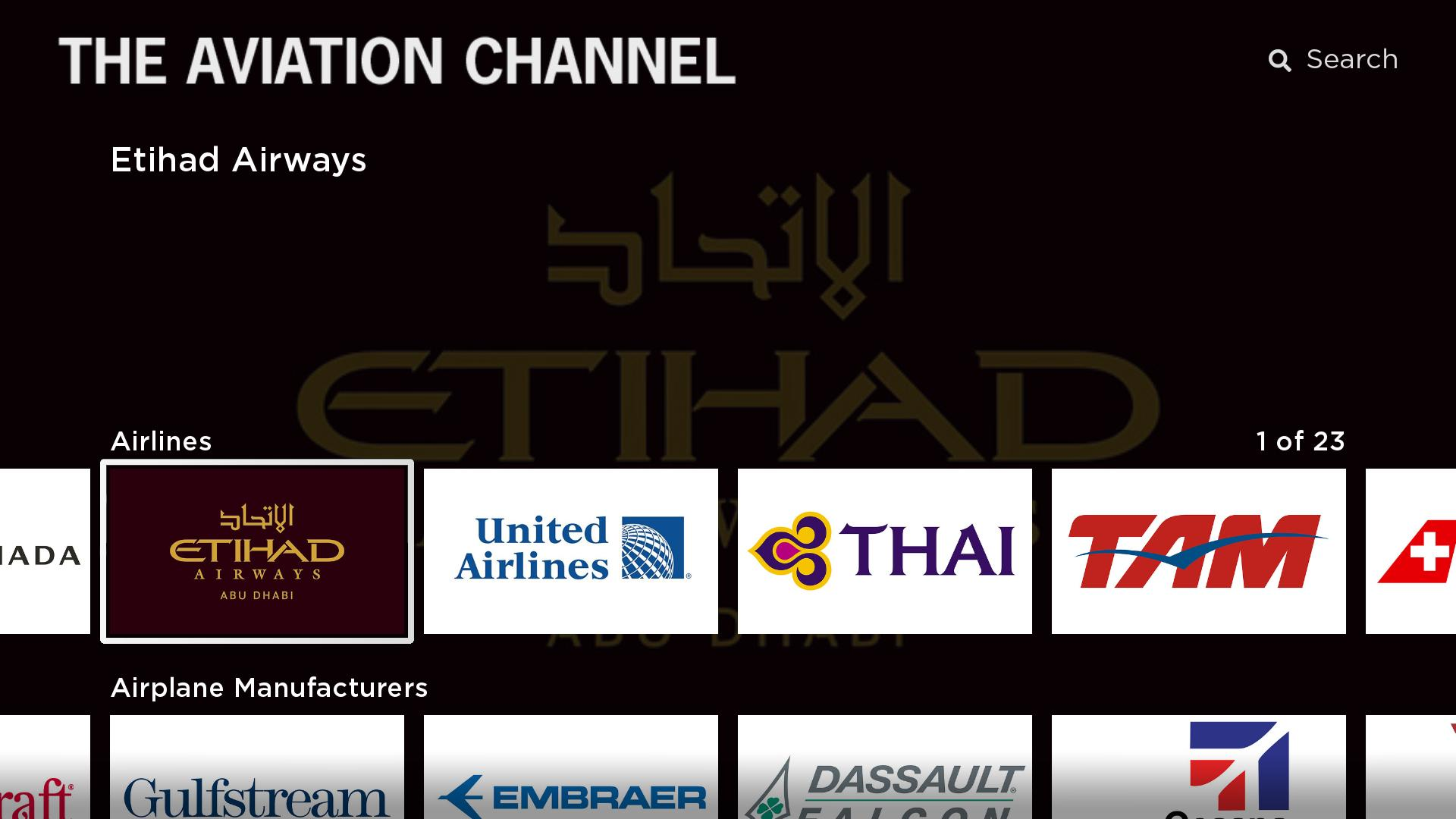 The Aviation Channel Screenshot 001