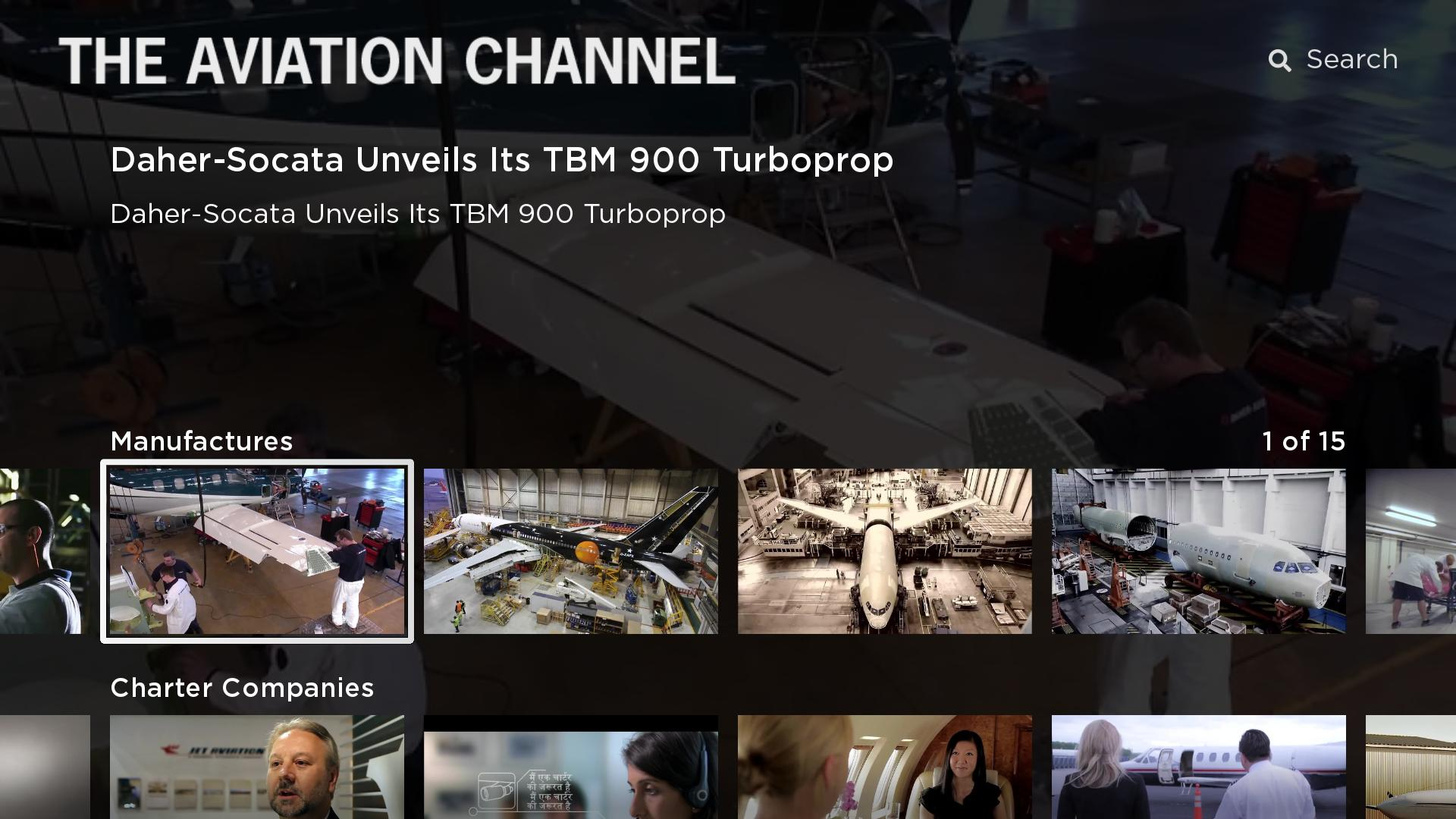 The Aviation Channel Screenshot 002