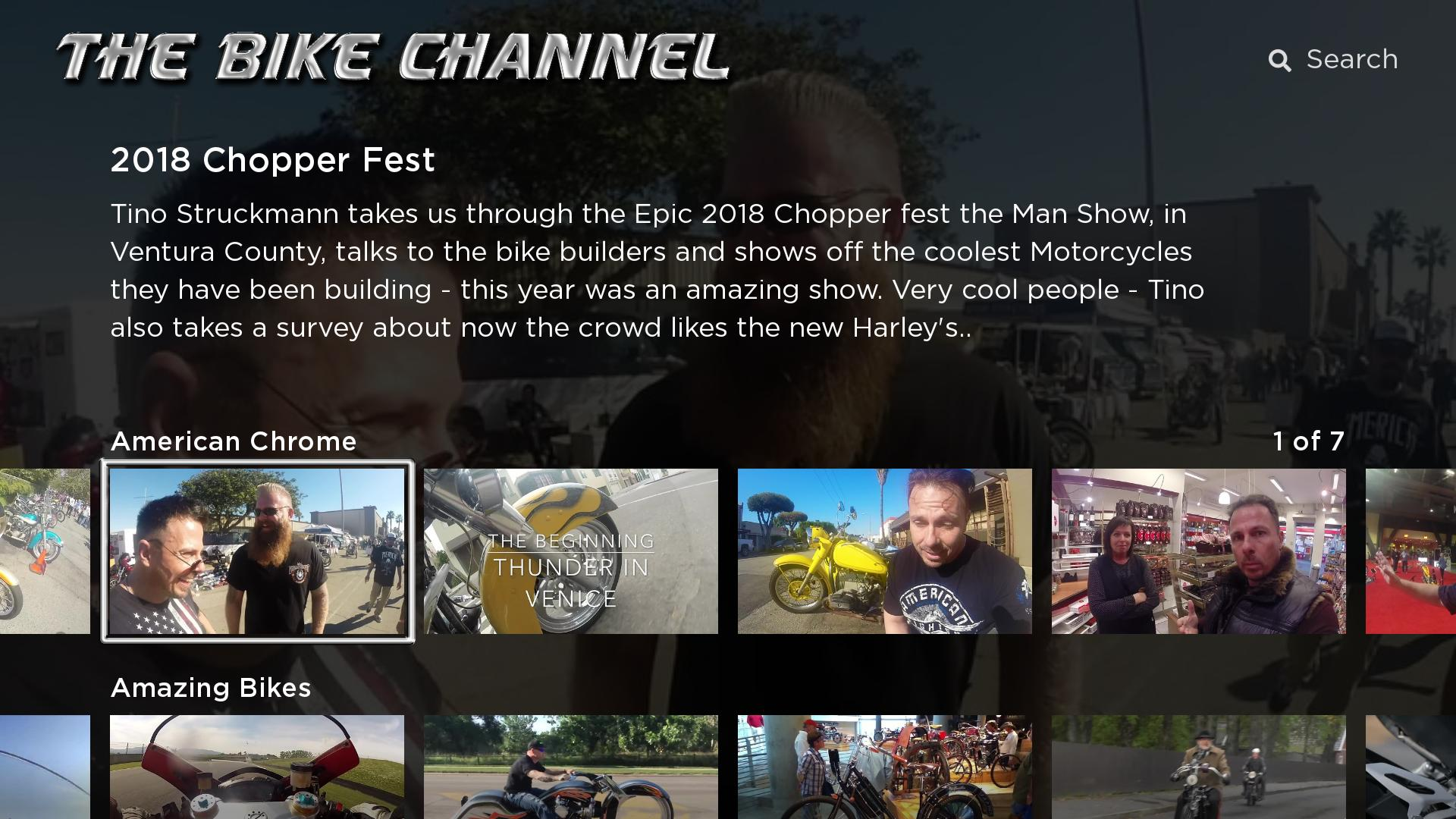 The Bike Channel Screenshot 001