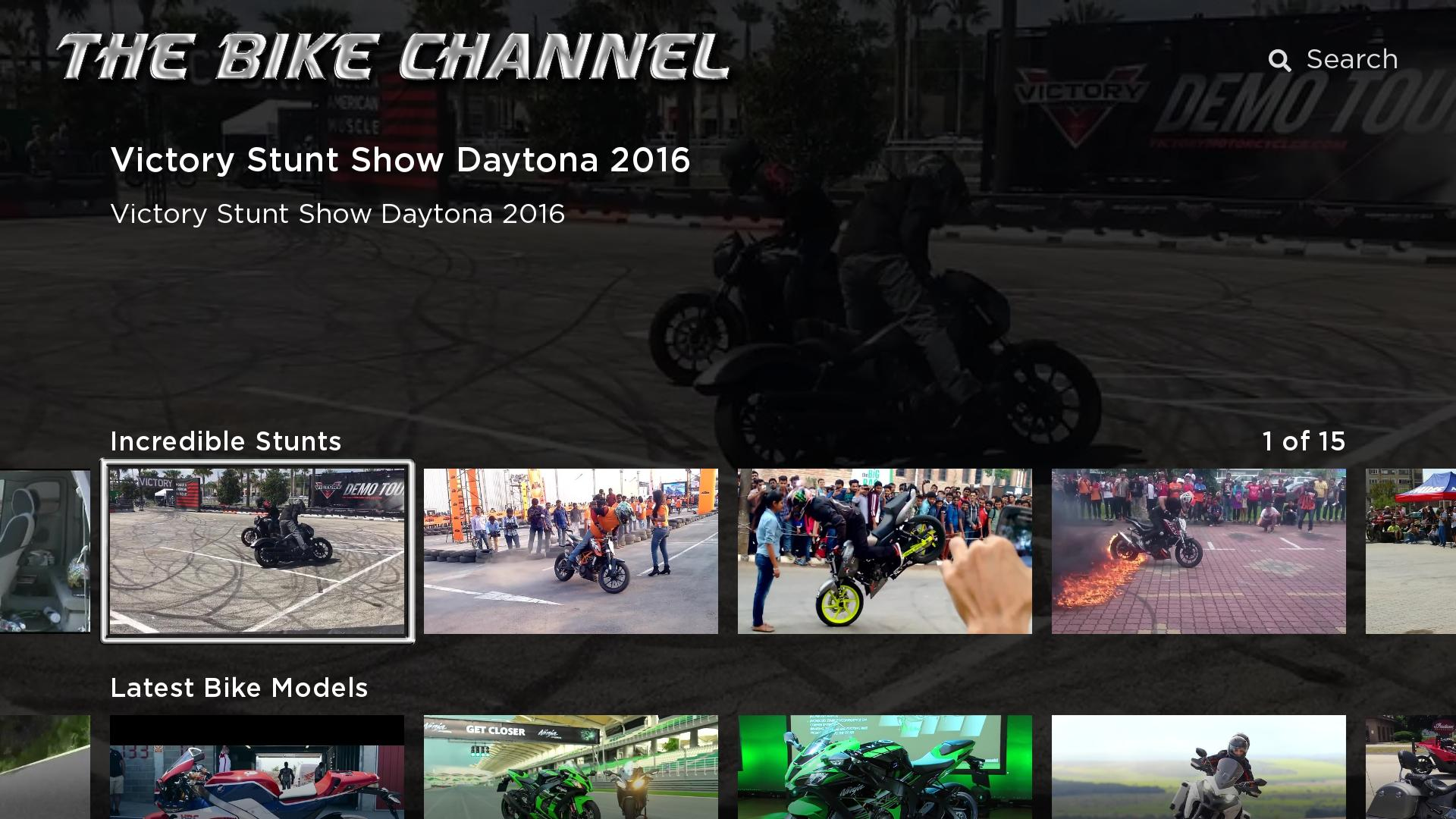 The Bike Channel Screenshot 002