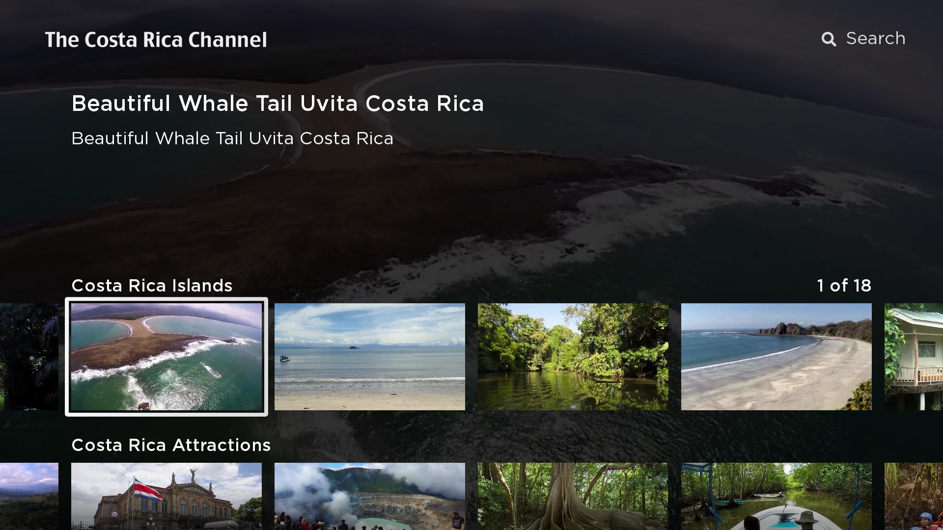 The Costa Rica Channel Screenshot 002