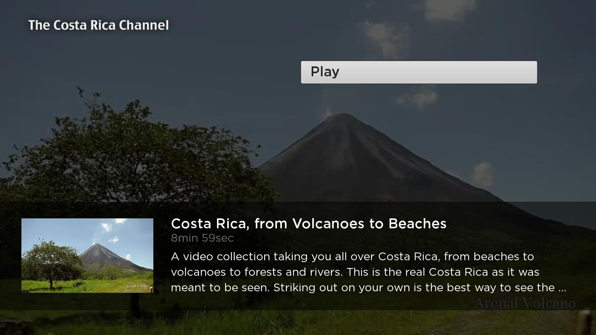 The Costa Rica Channel Screenshot 003