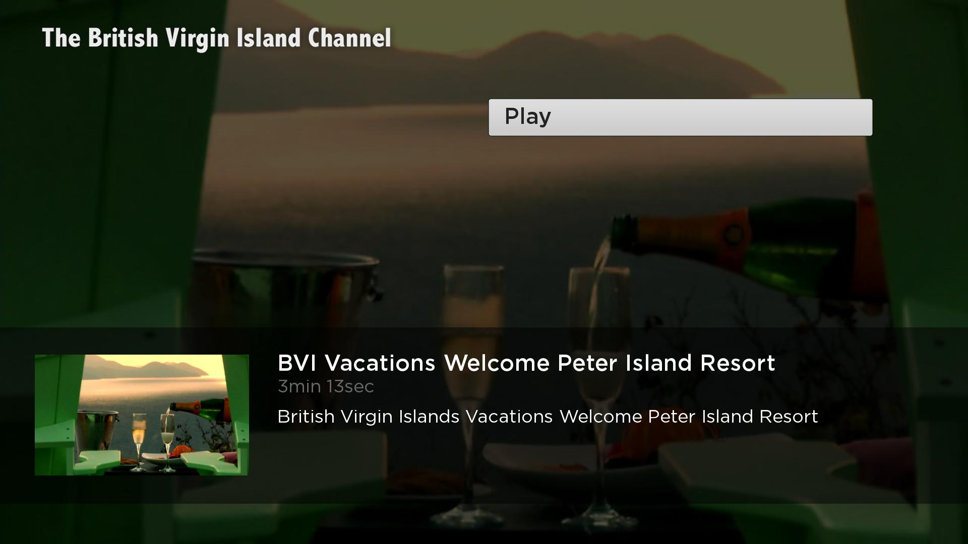 British Virgin Islands Channel Screenshot 002