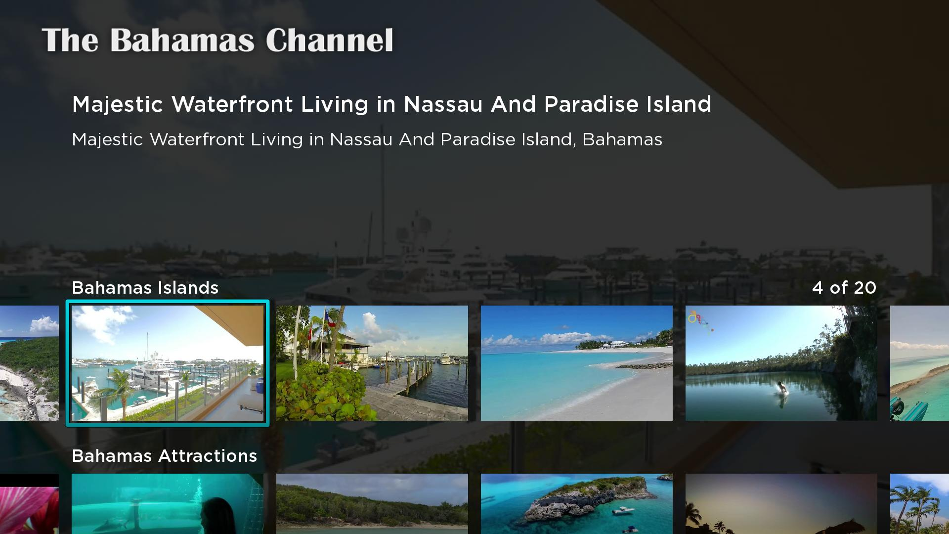 The Bahamas Channel Screenshot 001